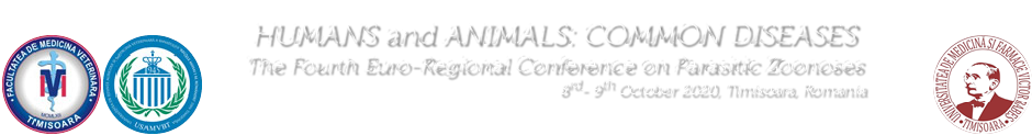 Humans and Animals: Common Diseases First Euro-Regional Conference on Parasitic Zoonoses